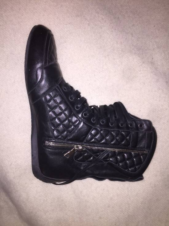 Balmain Black quilted Balmain boots Size US 9 / EU 42 - 1