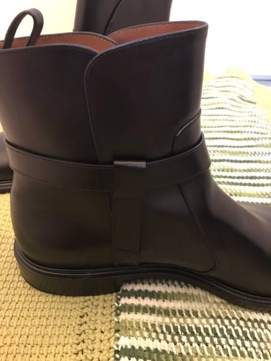 Givenchy Split Shaft Harness Boot Size US 12 / EU 45 - 3