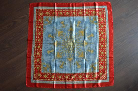 Balmain rare vintage polyester satin scarf/handkerchief Size ONE SIZE - 1