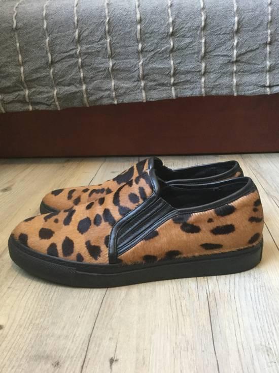 Balmain !GRAIL! Leopard slip-on sneakers Size US 7 / EU 40 - 4