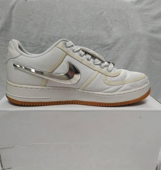 sports shoes 49d57 8c3c7 Nike Travis Scott Air Force 1 Sail