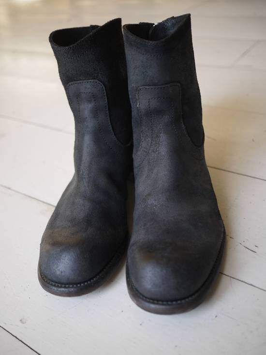 Julius Julius black boots Size US 10 / EU 43