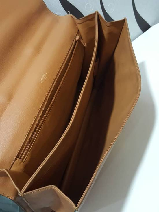 Givenchy RARE & COLLECTION Authentic Givenchy Fully Leather Document Bag / Givenchy Bag / Vintage Givenchy Bag Size ONE SIZE - 4