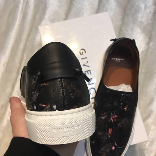 Balmain Givenchy Monkey Slip On Sneakers Size US 9 / EU 42 - 4