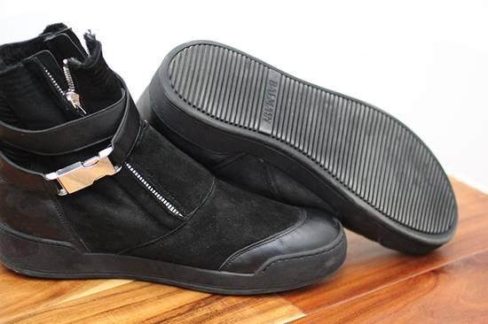 Balmain Shearling Sneakers Size US 10 / EU 43 - 3