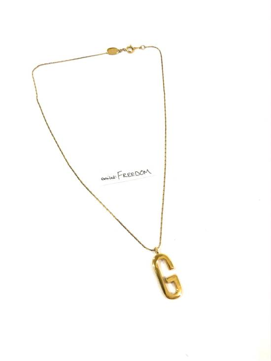 "Givenchy ""G"" Chain Size ONE SIZE - 1"