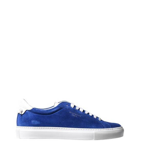Givenchy LOW SNEAKERS IN BICOLOR SUEDE Size US 9 / EU 42
