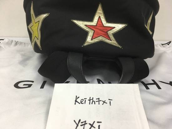 Givenchy GIVENCHY star patch backpack Size ONE SIZE - 5