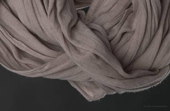 Julius = last drop = 2007SS cotton knit scarf Size ONE SIZE - 3