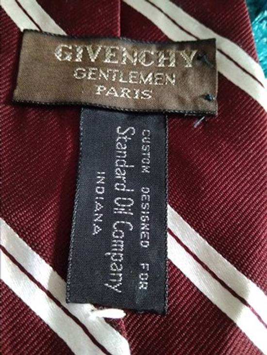 Givenchy givenchy tie accessories amoco standard oil company indiana Size ONE SIZE