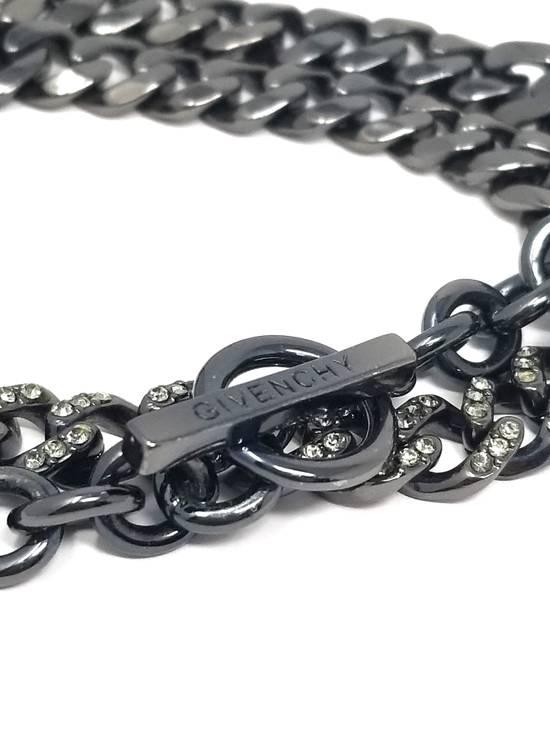 Givenchy Gunmetal curb toggle bracelet/necklace Size ONE SIZE - 3