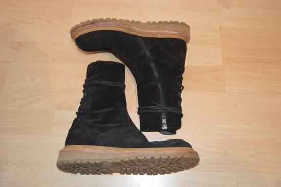 Ann Demeulemeester Suede Boots RRP £845 Size US 8 / EU 41 - 5