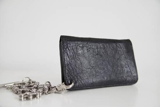 Balmain SS11 Motorbike chain wallet Size ONE SIZE - 2