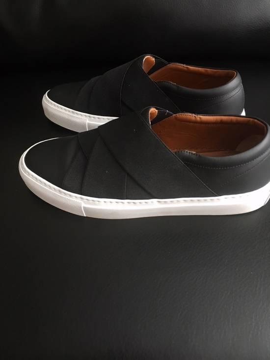 Givenchy Cross Strap Leather Slip-on Sneaker Size US 6 / EU 39 - 5