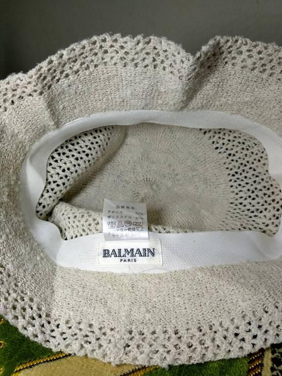 Balmain Balmain Paris bucket hat Size ONE SIZE - 1
