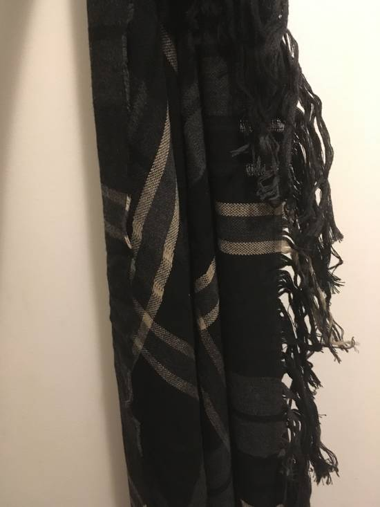 Balmain FW11 Wool/Cashmere Scarf Size ONE SIZE - 8