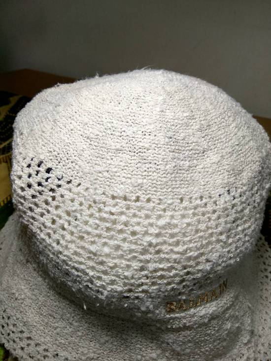 Balmain Balmain Paris bucket hat Size ONE SIZE - 2