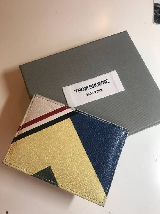 Thom Browne Card Holder Size ONE SIZE - 1