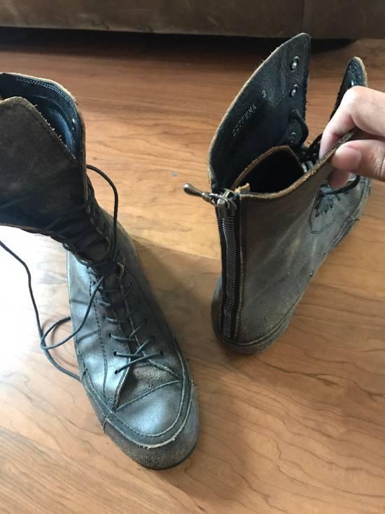 Julius Combat Boots (fit 9-9.5US) Size US 9 / EU 42 - 1
