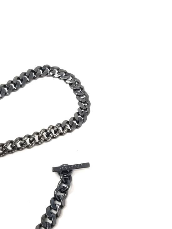 Givenchy Gunmetal curb toggle bracelet/necklace Size ONE SIZE - 1