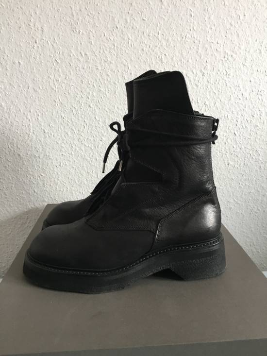 Julius AW16 Void Military Combat Crepe Boots Size US 10 / EU 43 - 2
