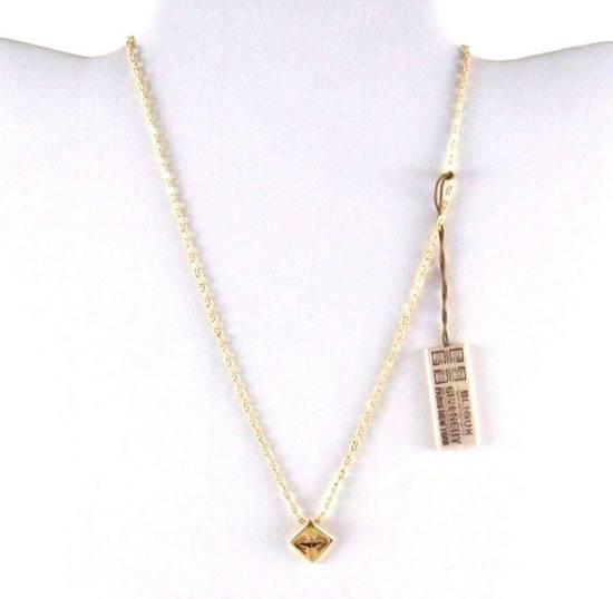 Givenchy Givenchy G Necklace Vintage Necklace Gold Tone Chain Size ONE SIZE - 1