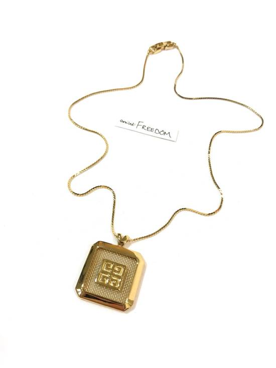 Givenchy Logo Chain Size ONE SIZE - 3