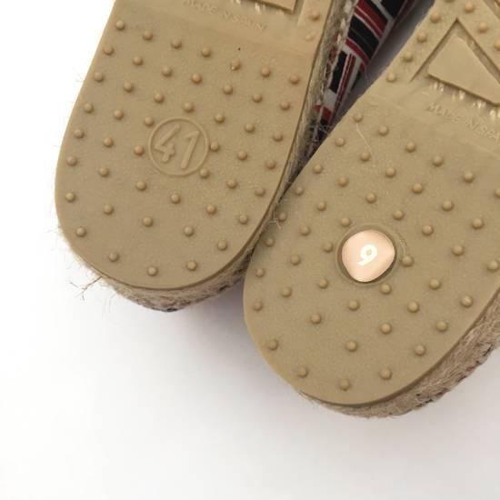 Thom Browne Flag Print Espadrille Shoes NWT Size US 9 / EU 42 - 7