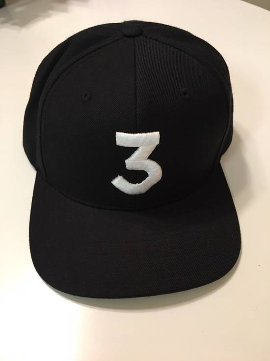 Chance The Rapper Chance The Rapper 3 Snapback Hat Size one size ... dc9b5d6dd87