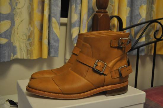 Balmain Buckle Boots Size US 9 / EU 42 - 2