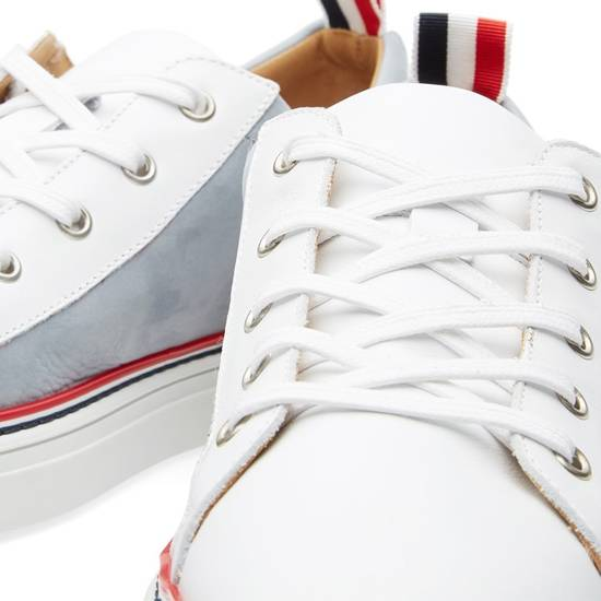 Thom Browne nubuck leather sneaker Size US 11 / EU 44 - 3