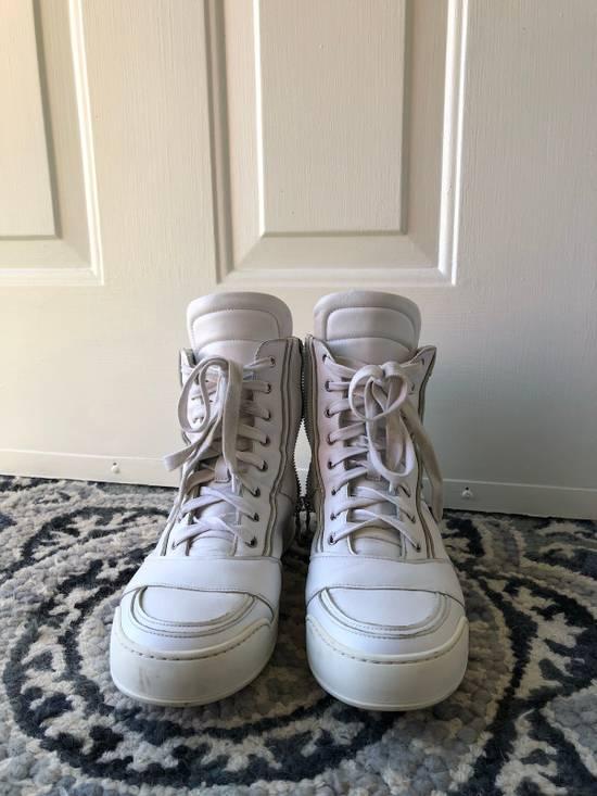 Balmain Hi Top Sneaker Boot Size US 10 / EU 43