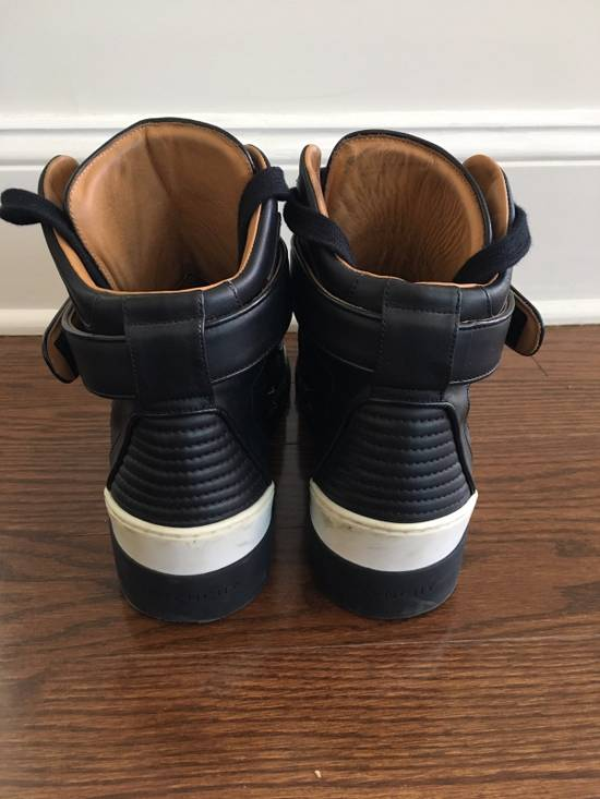 Givenchy High Top Sneakers Size US 12 / EU 45 - 2
