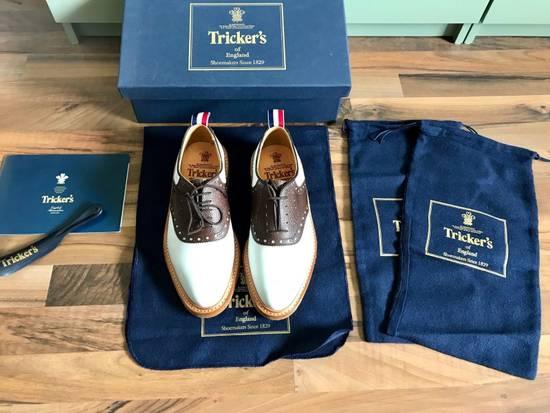 Thom Browne Thom Browne x Trickers Saddle Trampler Shoes Size US 8 / EU 41 - 1