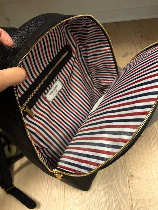 Thom Browne Thom Browne Backpack Size ONE SIZE - 8