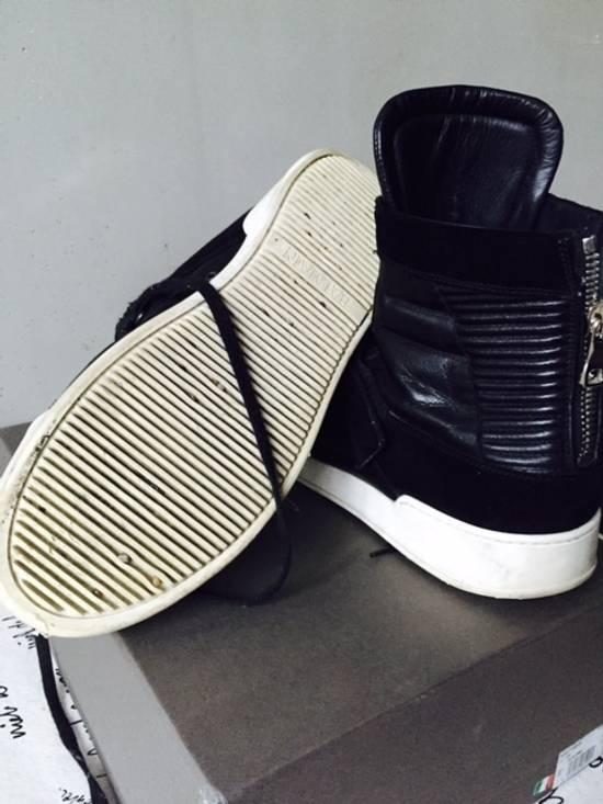 Balmain backzip sneakers Size US 10.5 / EU 43-44 - 3