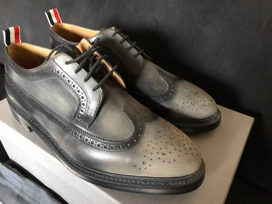 Thom Browne Thom Browne's distressed longwing brogues size 10 US / 44.5 europe Size US 10 / EU 43 - 2