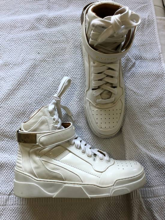Givenchy Givenchy Tyson High-Top White Size US 9.5 / EU 42-43 - 3