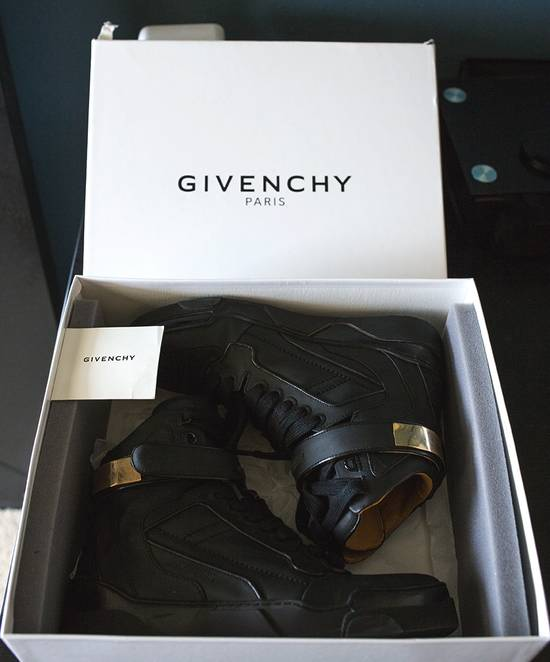 Givenchy Black Tyson High Tops Size US 9 / EU 42 - 5