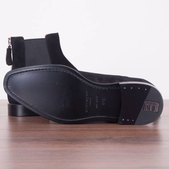 Givenchy SS18 New Suede Chelsea Boots With Back Zip Size US 8.5 / EU 41-42 - 7