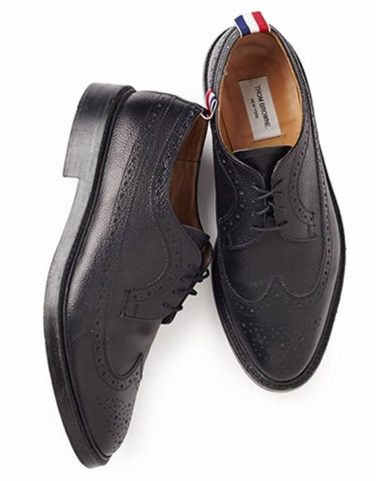 Thom Browne *Brand New* Black Leather Brogues Size US 8 / EU 41