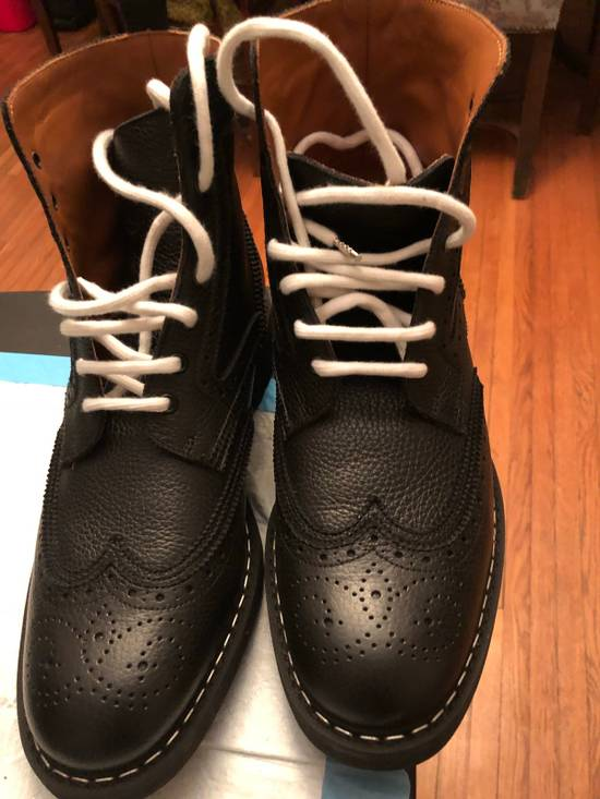 Givenchy Givenchy Runway Leather Commando Boots Size US 11 / EU 44 - 1