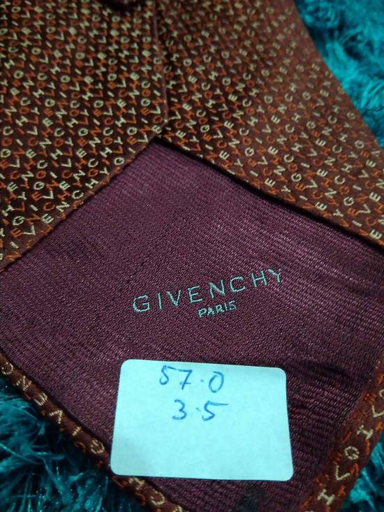 Givenchy giVENCHY SILk ties MADE IN ITALY accessorie Size ONE SIZE - 2