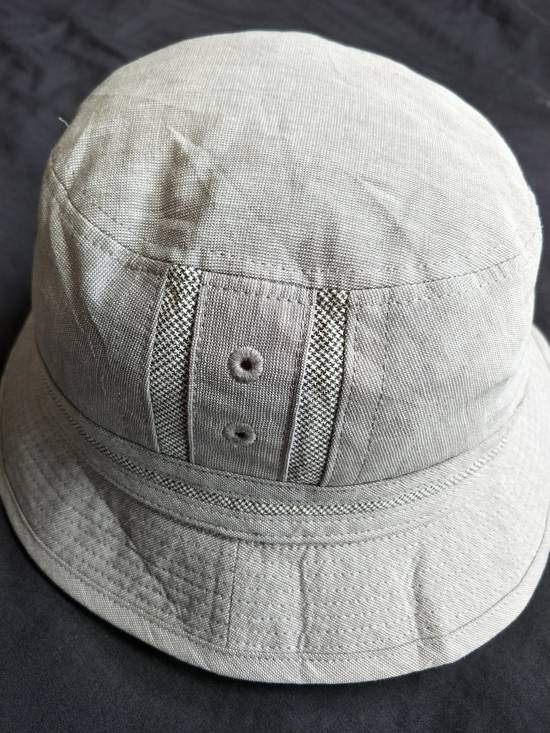 Balmain Athentic Classic Ivoire De Balmain Bucket Hat / Luxury French Designer Monogram Spellout / Good Condition / Small Size Size ONE SIZE - 3