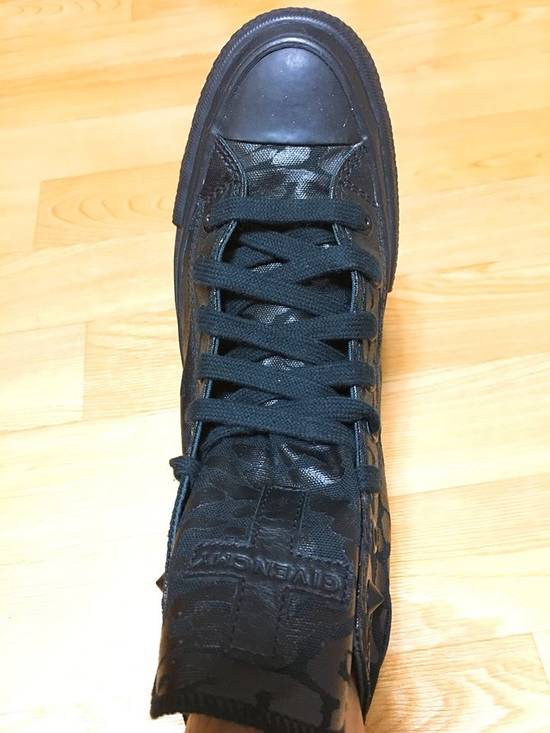 Givenchy Givency x Taylor Converse Collaboration (Unisex) Size US 7 / EU 40 - 5