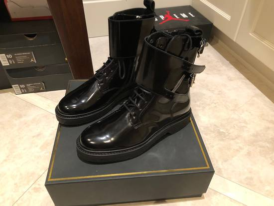 Balmain Balmain X H&M military boots Size US 10 / EU 43 - 4