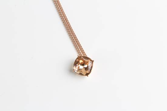 Givenchy Crystal Pendant Necklace Size ONE SIZE - 2
