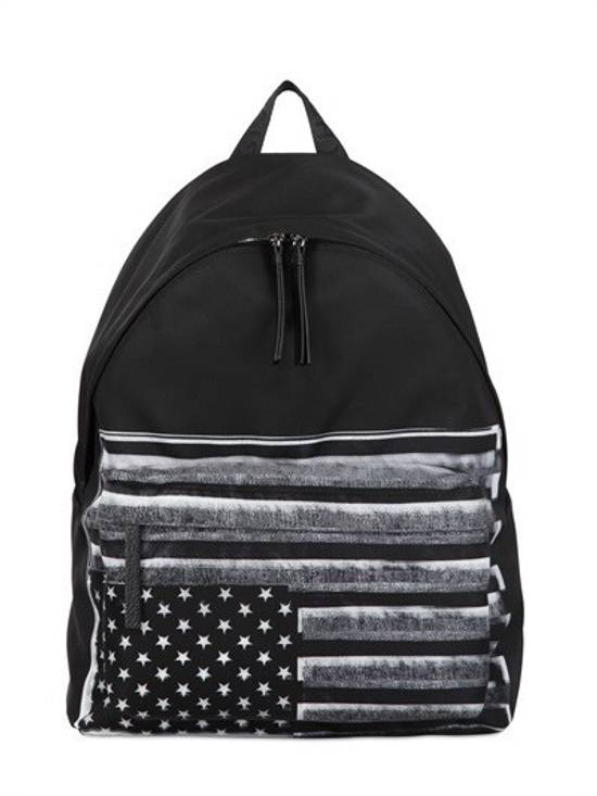 Givenchy American Flag Backpack Black/Grey Size ONE SIZE - 4
