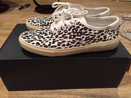 Saint Laurent Paris SLP Baby Cat Sneakers Size US 9.5 / EU 42-43 - 3