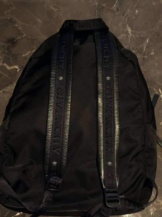 Givenchy American Flag Backpack Black/Grey Size ONE SIZE - 5